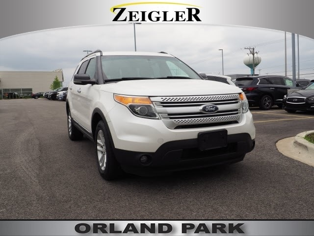 Pre-Owned 2012 Ford Explorer XLT