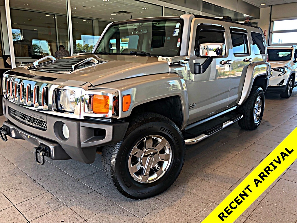 Pre-Owned 2007 Hummer H3