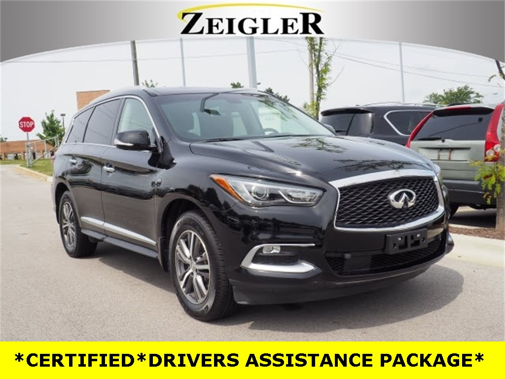 Certified Pre-Owned 2016 INFINITI QX60 PREMIUM PLUS