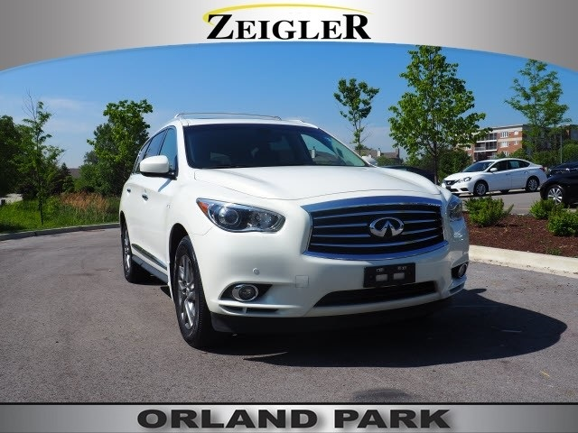 Pre-Owned 2014 INFINITI QX60 Hybrid PREMIUM PACKAGE W/ THEATER