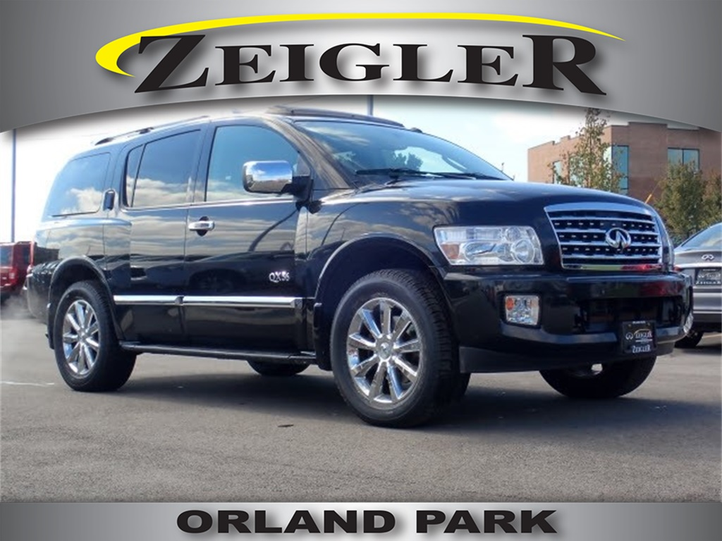 Pre-Owned 2009 INFINITI QX56 Base