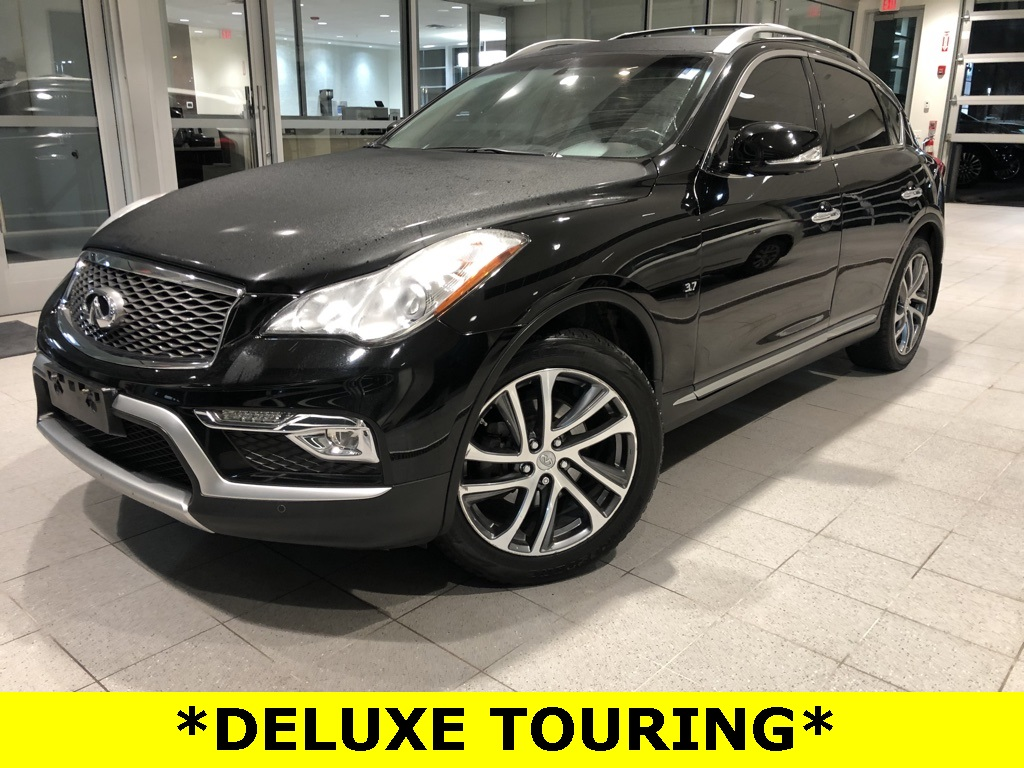 Pre-Owned 2016 INFINITI QX50 DELUXE TOURING