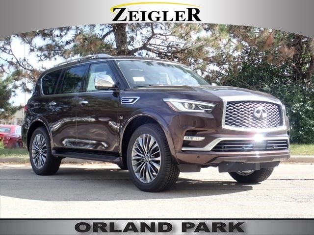 New 2019 Infiniti Qx80 Luxe 4wd Suv For Sale 16374 Infiniti Of
