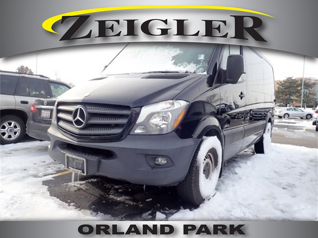 Pre-Owned 2015 Mercedes-Benz Sprinter 2500 Passenger 144 WB