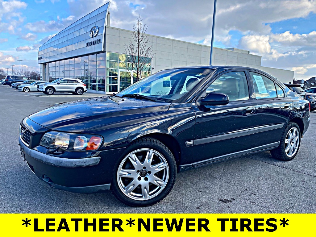 Pre-Owned 2002 Volvo S60 T5
