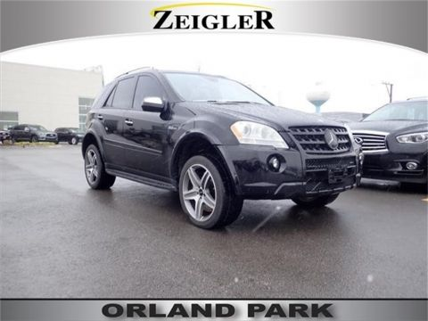 Pre-Owned 2009 Mercedes-Benz M-Class ML 63 AMG®