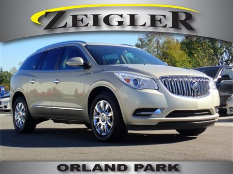 Pre-Owned 2013 Buick Enclave Leather Group
