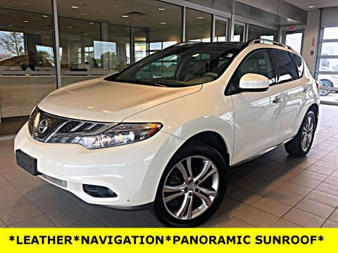 Pre-Owned 2011 Nissan Murano LE