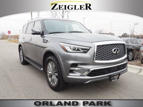 Certified Pre-Owned 2018 INFINITI QX80 4WD